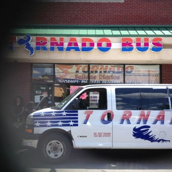 Tornado Bus Company is a popular bus station in El Paso served by Greyhound and Tornado Bus. The bus station address is W Paisano Dr, El Paso, TX , USA. Search bus schedules and compare ticket prices with Busbud.