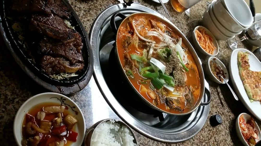 Myung Dong Tofu Cabin 297 Photos Korean Restaurants