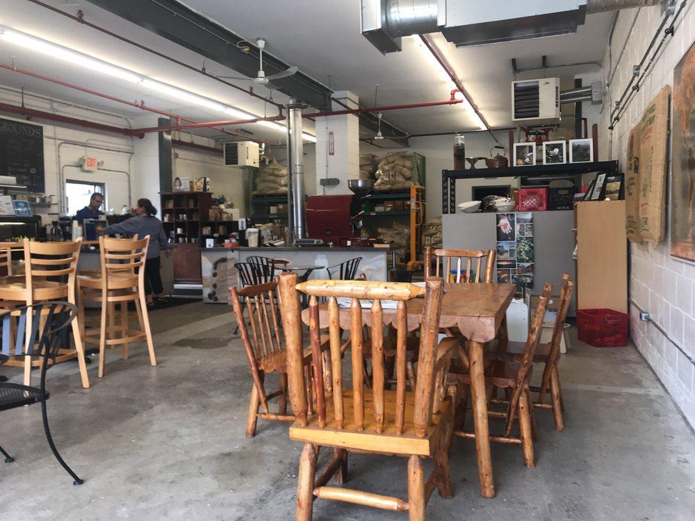 Fair Grounds Organic Café & Roastery