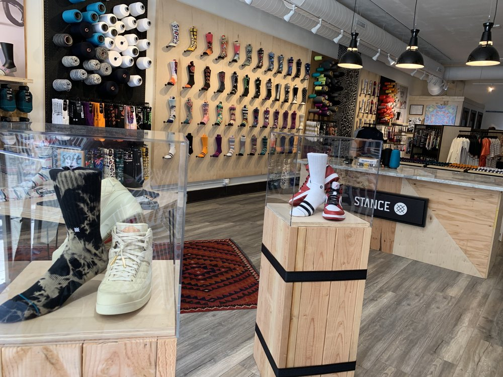 Stance: 1543 N Milwaukee Ave, Chicago, IL