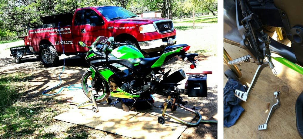 Mobile Motorcycle Repair