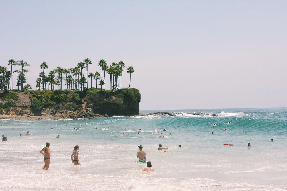 Spiaggia di Crescent Bay