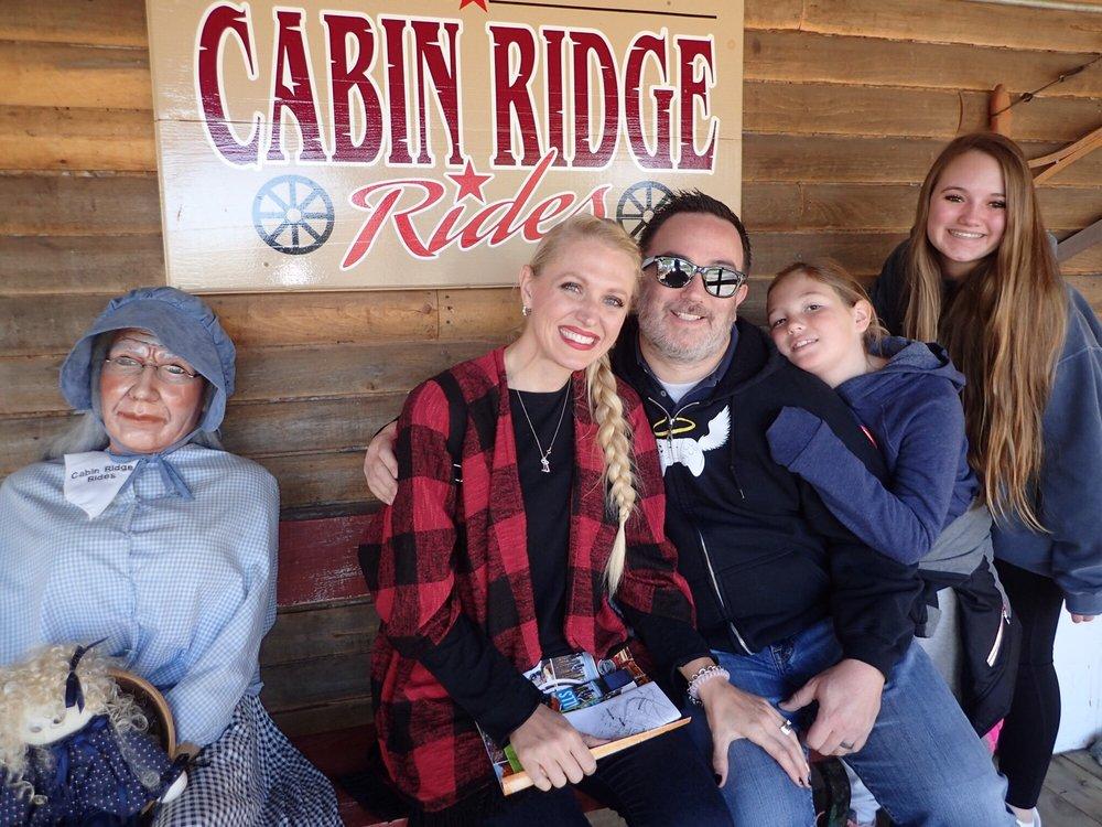 Cabin Ridge Rides: 4271 220th St, Cadott, WI