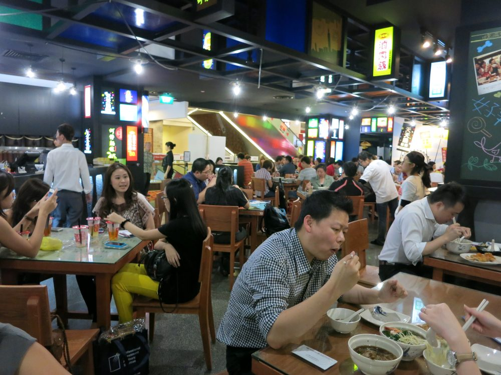 Eat At Taipei Singapore