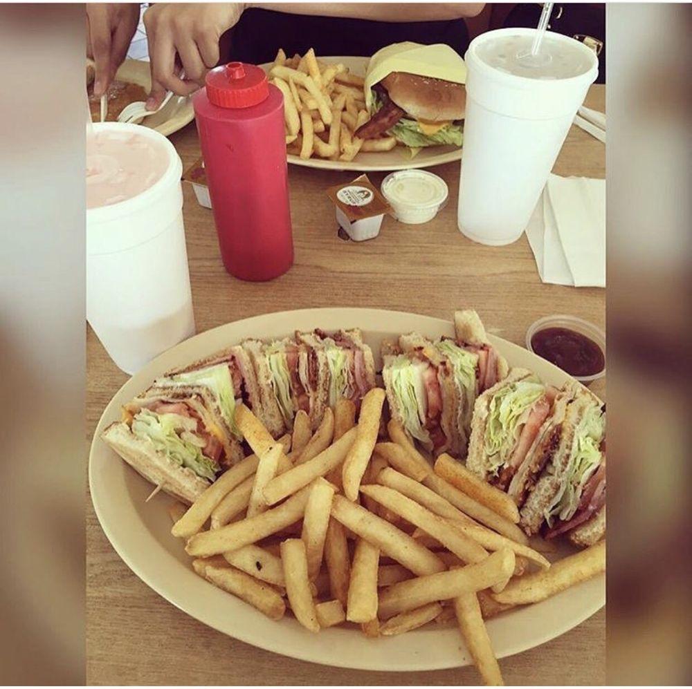 Burger Stop Diner: 265 W Highland Ave, San Bernardino, CA
