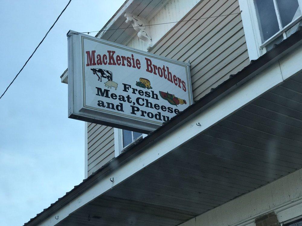 MacKersie Bros: 138 E Northern Ave, Barryton, MI