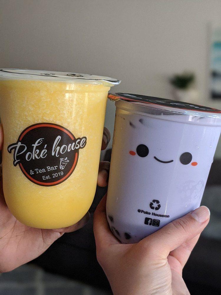 Poke house & tea bar: 10160 6th Ave N, Plymouth, MN
