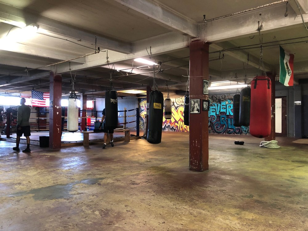 The Boxing Yard