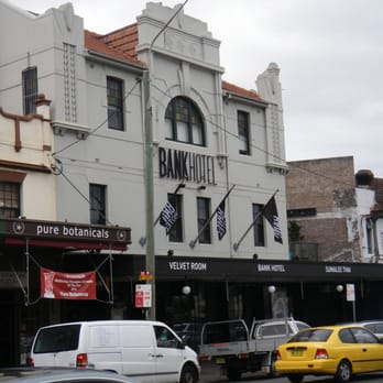 Photo Of The Bank Hotel Newtown New South Wales Australia