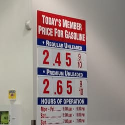 Costco Gas 25 Photos 33 Reviews Gas Stations 198 Plaza Dr