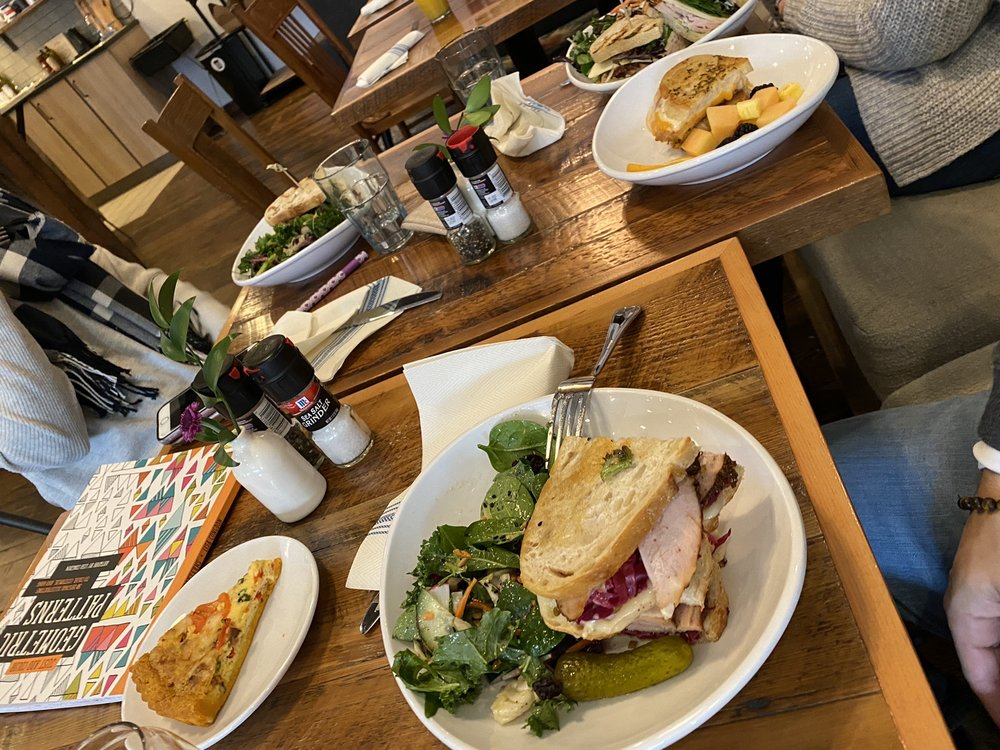 Heirloom Cafe and Provisions: 2434 Co Rd F, Baileys Harbor, WI