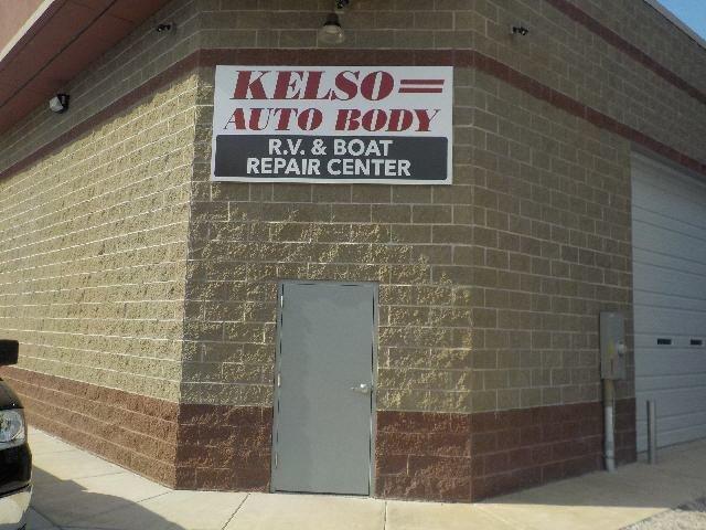 Kelso Auto Body: 700 Sherman St, Belleville, IL
