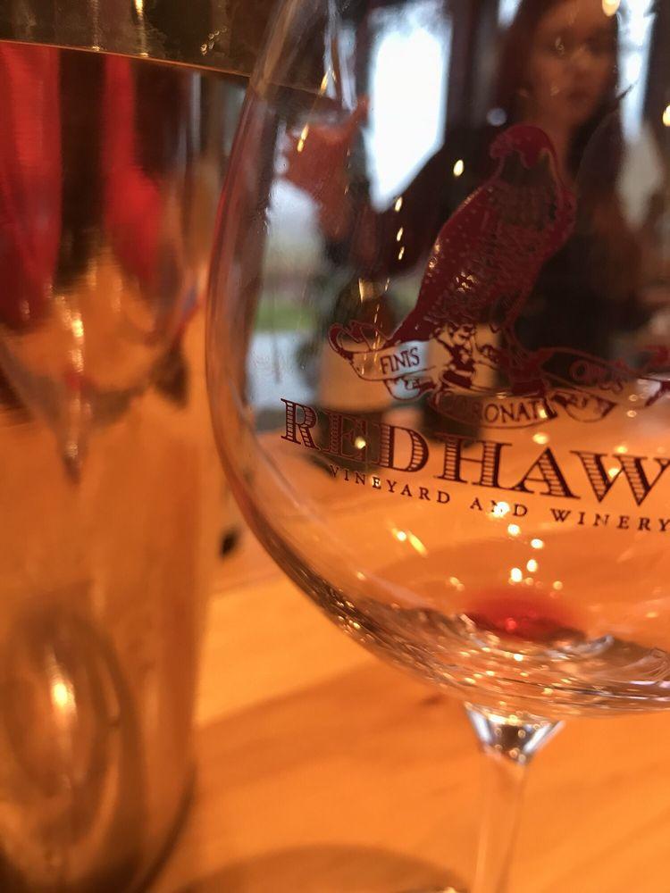 Social Spots from Redhawk Vineyard