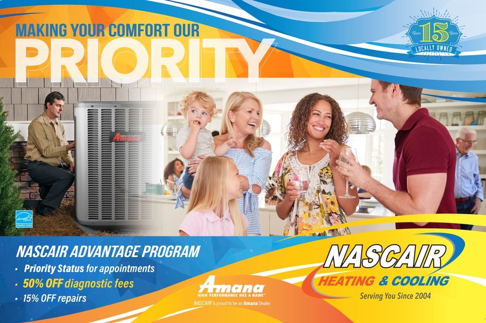 Nascair Heating & Cooling