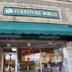 Furniture world 12 reviews furniture stores 383 main for Furniture stores in the states