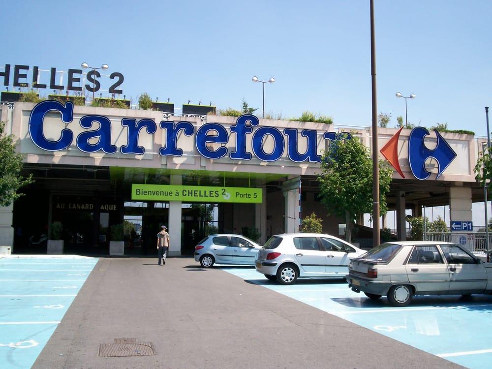 carrefour grands magasins avenue gendarme castermant chelles seine et marne num 233 ro de