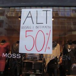 Efterstræbte Moss Copenhagen - Women's Clothing - Vesterbrogade 71, Vesterbro SG-48