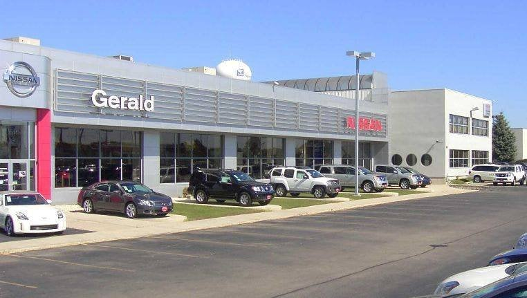 Photo Of Gerald Nissan Of Naperville   Naperville, IL, United States. Gerald  Nissan