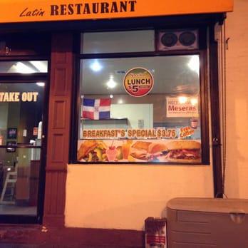 Coconut Caribbean Restaurant Jersey City