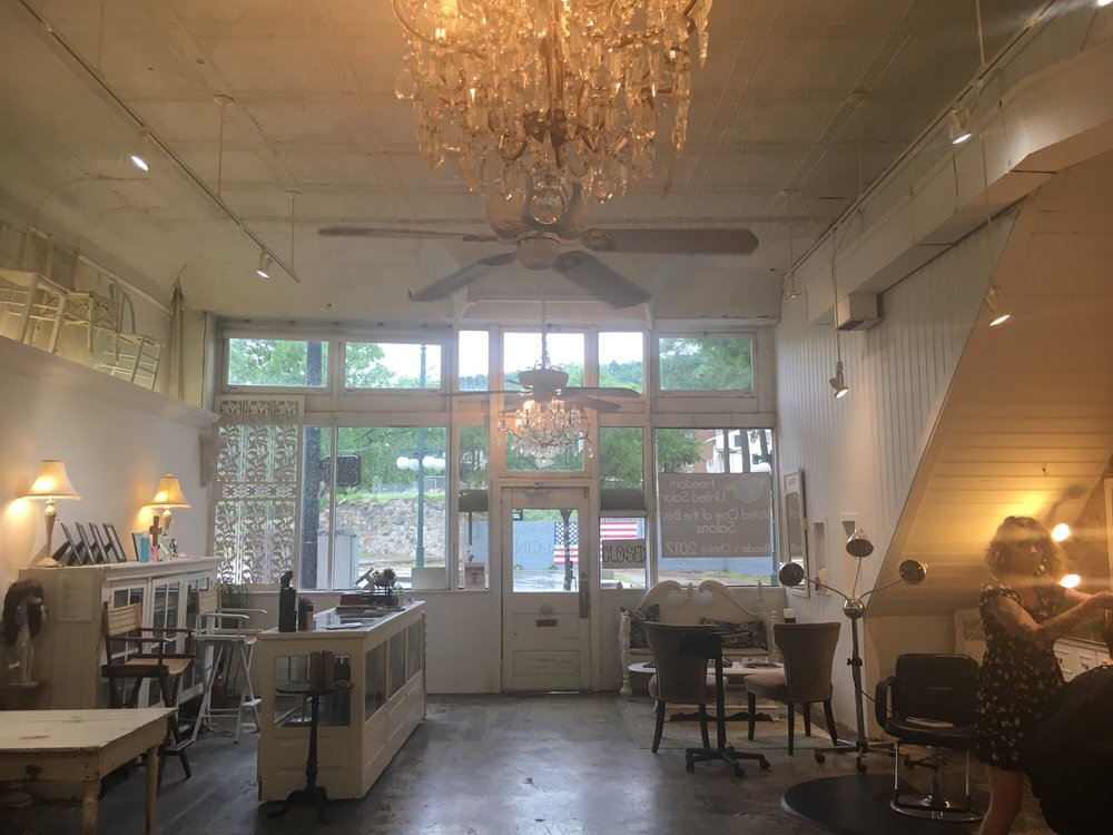 Freedom United Salon: 117 Central Ave, Hot Springs National Park, AR