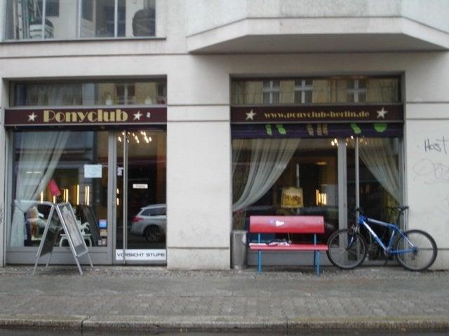 pony club 27 beitr ge friseur friedrichshain berlin deutschland. Black Bedroom Furniture Sets. Home Design Ideas