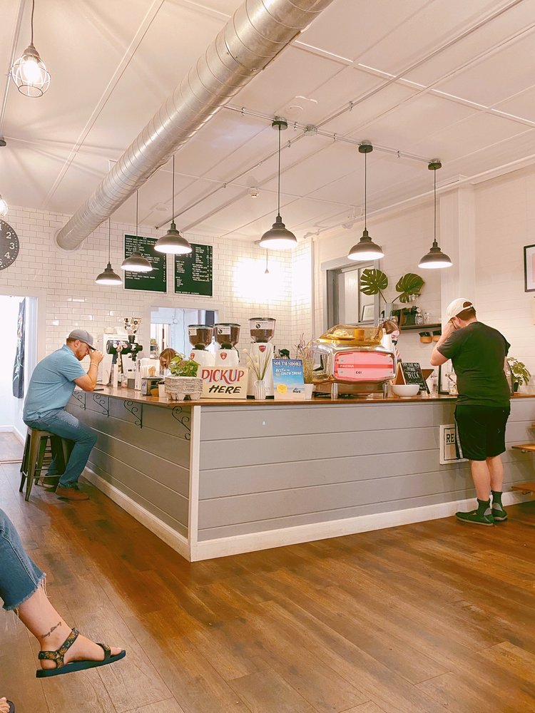 Restoration Coffee: 23 Central Square, Bridgewater, MA