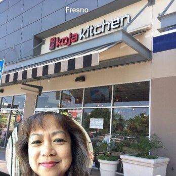 Koja Kitchen Fresno Menu
