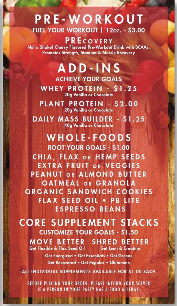 Cherry Berry Shakes And Teas Cafe: 191 Brockton Ave, Abington, MA