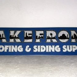 Photo Of Lakefront Roofing Supply   Chicago, IL, United States. Custom  Signs Made