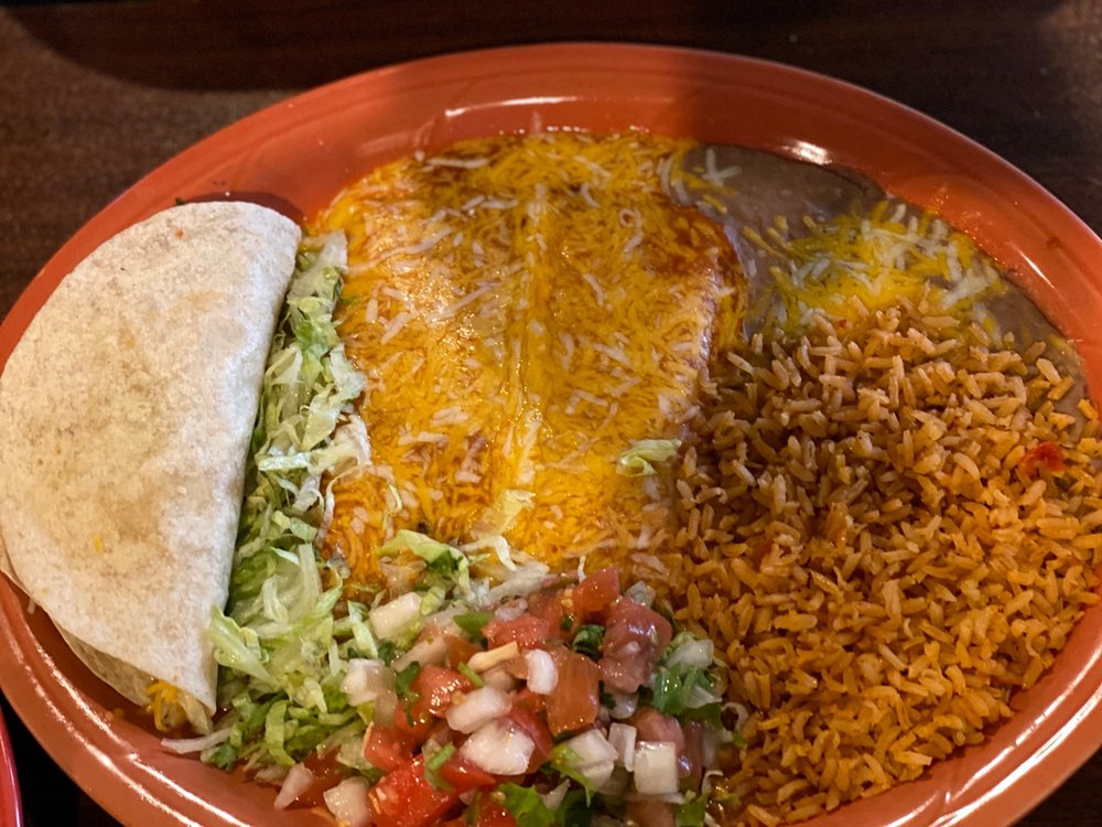 El Dorado Mexican Grill: 615 Cross St, Punta Gorda, FL