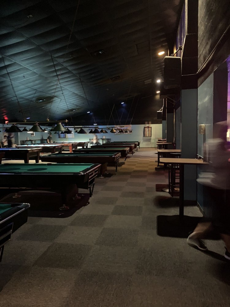 Park Ave Billiards: 714 Park Ave, Orange Park, FL