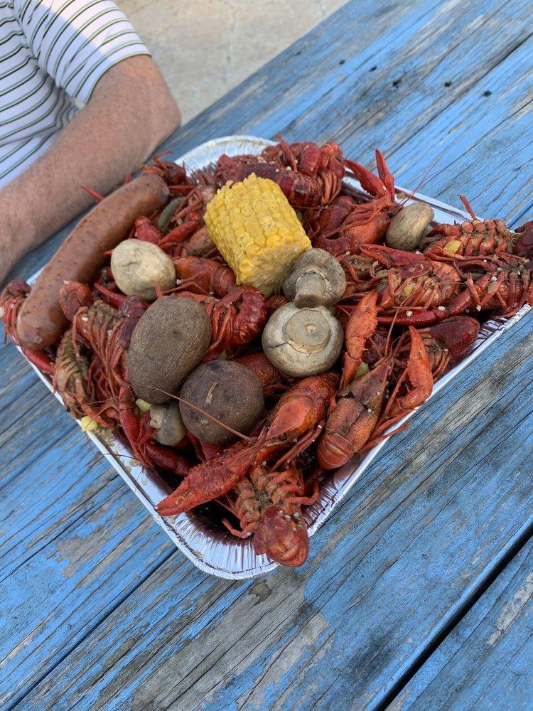 Out Da Ditch Crawfish: Clear Lake Shores, TX