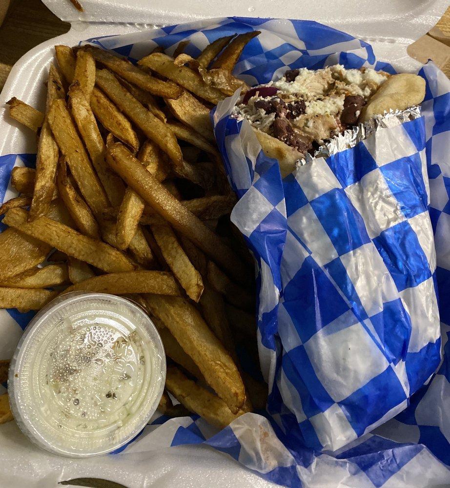 Kiki's Authentic Greek Food: 64 W Genesee St, Camillus, NY