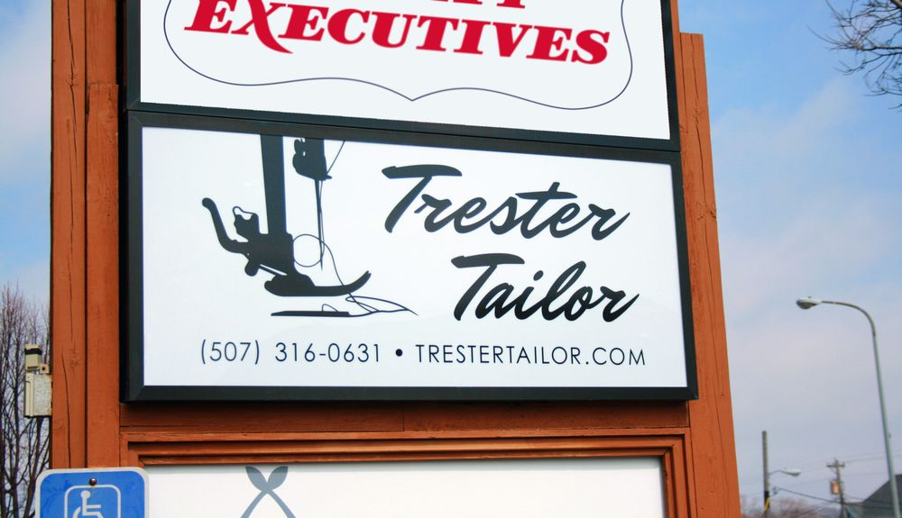 Trester Tailor: 521 N Broadway Ave, Rochester, MN