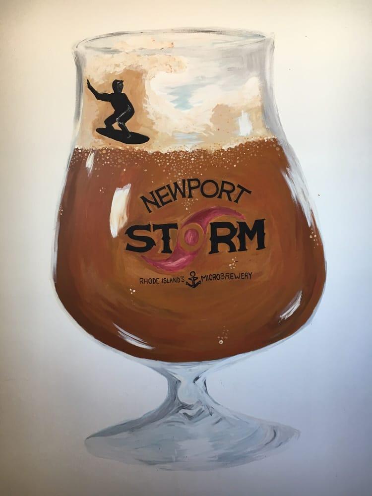 Newport storm brewery 75 photos 46 reviews breweries for Rhode island craft beer