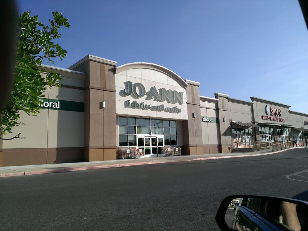 Jo-Ann Fabrics And Craft
