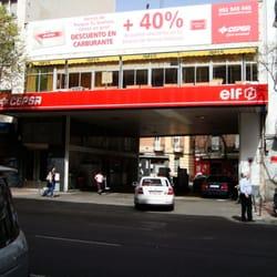 Cepsa gasolineras calle de santa engracia 82 for Oficina de madrid santa engracia