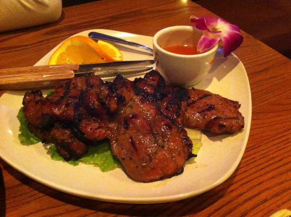 Pagarung thai cuisine temp cerrado 62 fotos y 145 for Ar roi thai cuisine