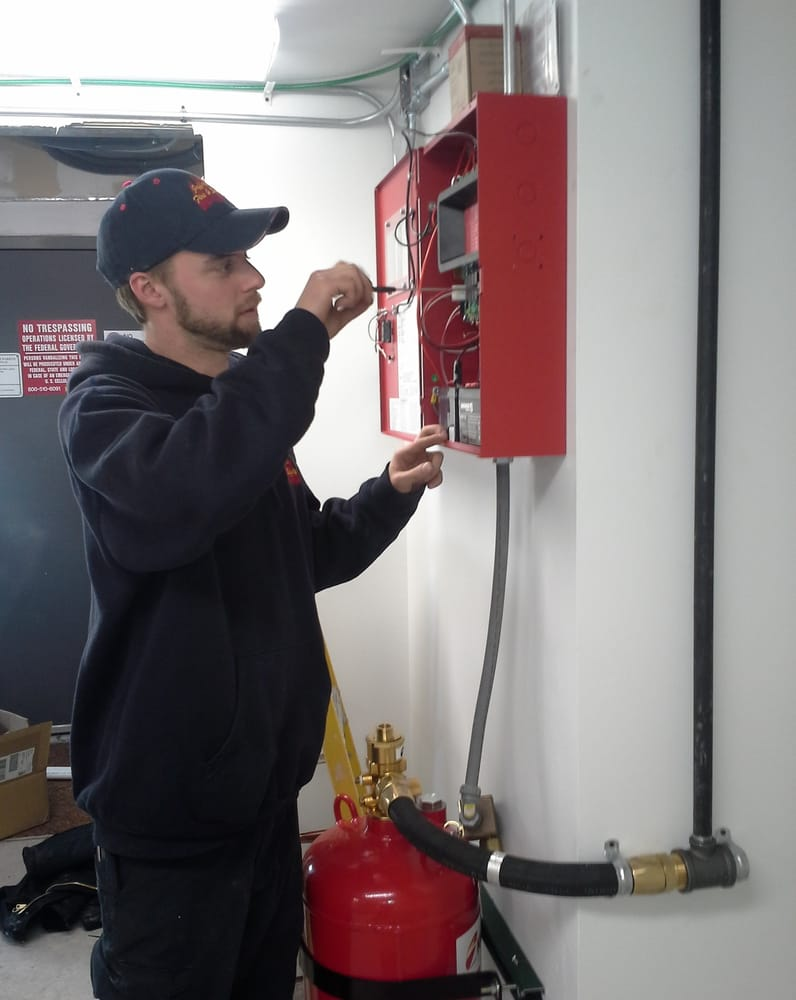 Jefferson Fire & Safety: 7620 Donna Dr, Middleton, WI