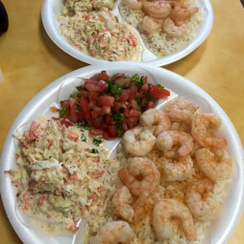 Photo Of Mr Shrimp Lake Worth Fl United States Steamed With