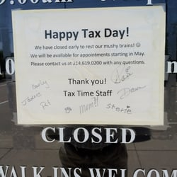 Tax Time 20 Reviews Tax Services 9288 State Hwy 121 Frisco