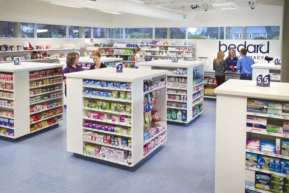 Bedard Pharmacy: 359 Minot Ave, Auburn, ME