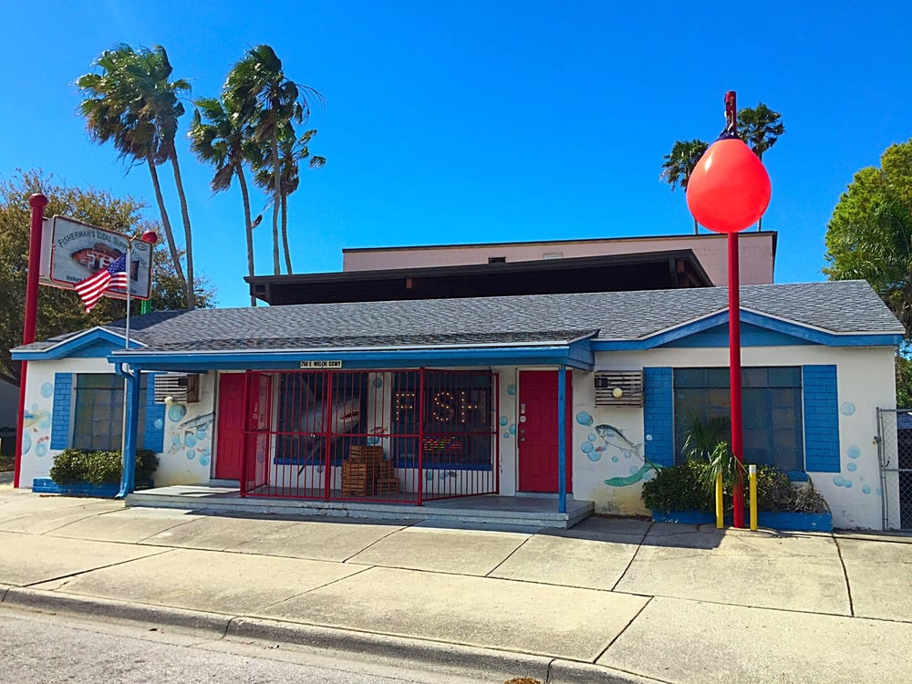 Fisherman's Ideal Supply House: 750 150th Ave, Saint Petersburg, FL