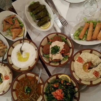 Les Vignes Du Liban 38 Photos Halal 291 Rue Vaugirard