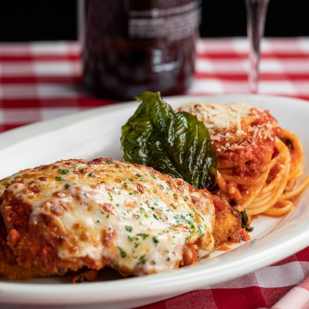 Capellini Al Forno Giada buddy v's ristorante - 3325 photos & 1938 reviews - italian