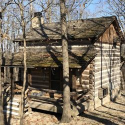 Photo Of The Wilderness At Silver Dollar City   Branson, MO, United States.