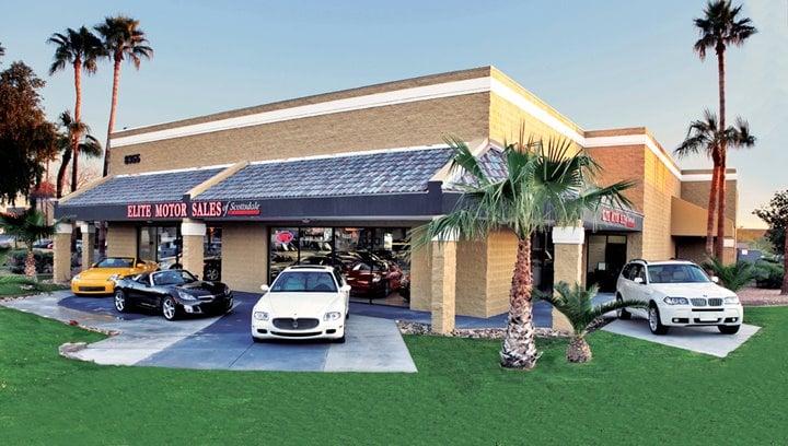 Elite Motor Sales of Scottsdale