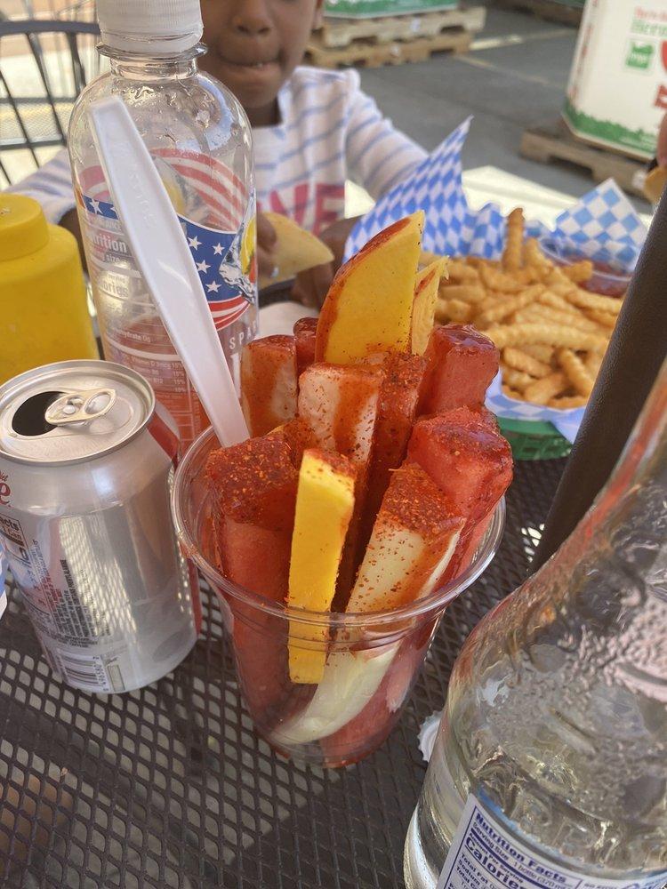 Frutas Locas/Crazie Friuts +More: 623 E 2nd St, The Dalles, OR