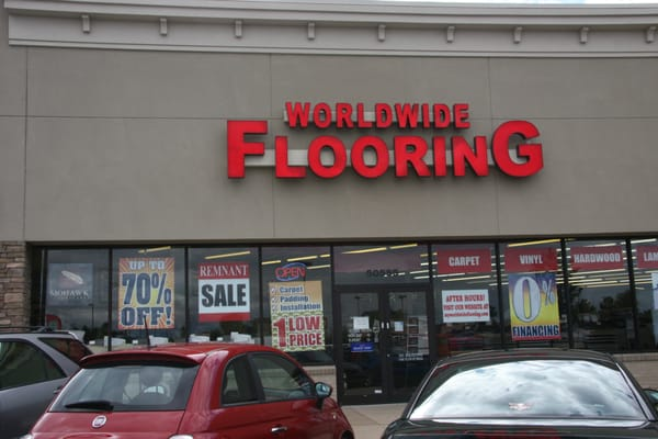 Photo For Worldwide Flooring