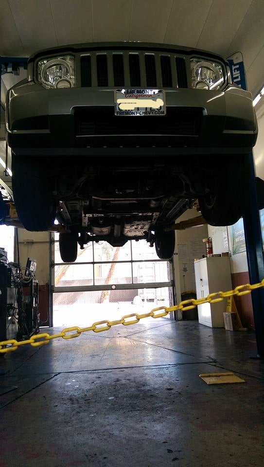 Almaden center 76 11 photos 28 reviews petrol for Nearest motor vehicle inspection station